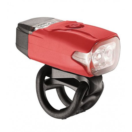 LEZYNE LED KTV DRIVE FRONT 70 LM RED