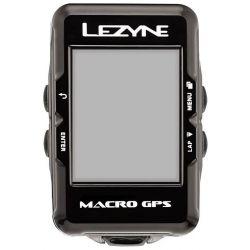 LEZYNE MACRO GPS LOADED KIT HR + CAD/SPEED